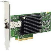 Lenovo 01CV830, Internal, Wired, PCIe, Fiber, 16000 Mbit/s, Black, Green, Silver
