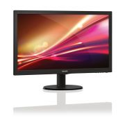 Philips 223V5LSB2 21.5-inch Full HD LED Monitor VGA Resp Time 5ms Asp Ratio 16:9