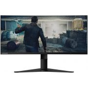 Lenovo G34w-10 34-inch UltraWide Curved Gaming Monitor, HDMI, DP, Asp Ratio 21:9