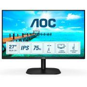 AOC Basic-line 27B2DA 27 in Full HD LED Monitor, Ratio 16:9, Response Time 4 ms