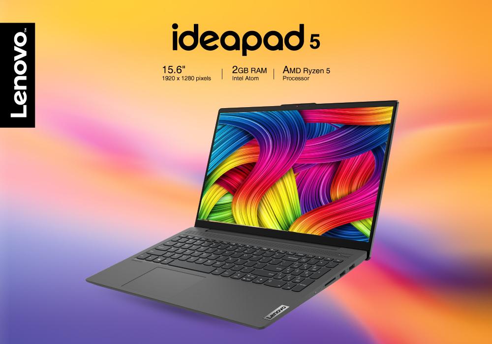 Review: Lenovo IdeaPad 5 Laptop Ryzen 5-4500U 8GB RAM 256GB SSD
