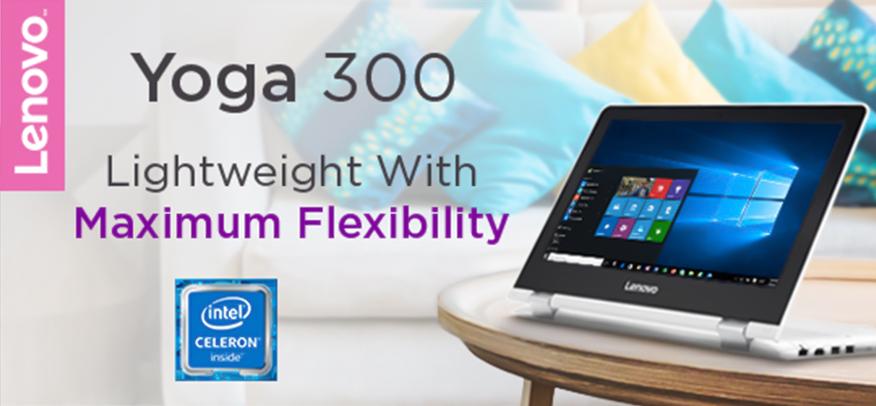 Lenovo Yoga 300
