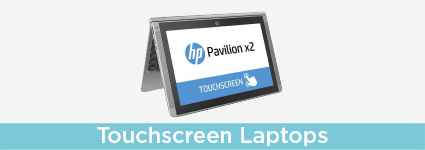 Touchscreen Laptops