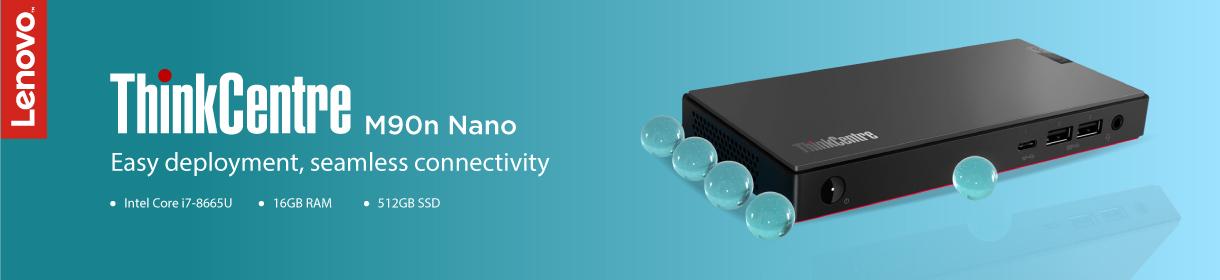 Think center nano PC