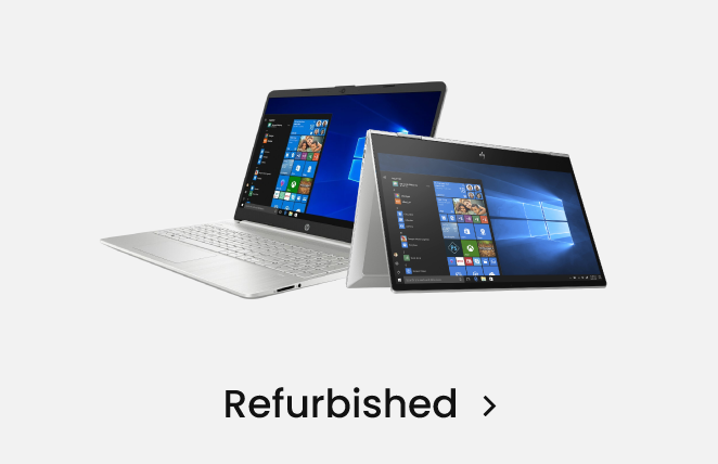 HP Refurbish