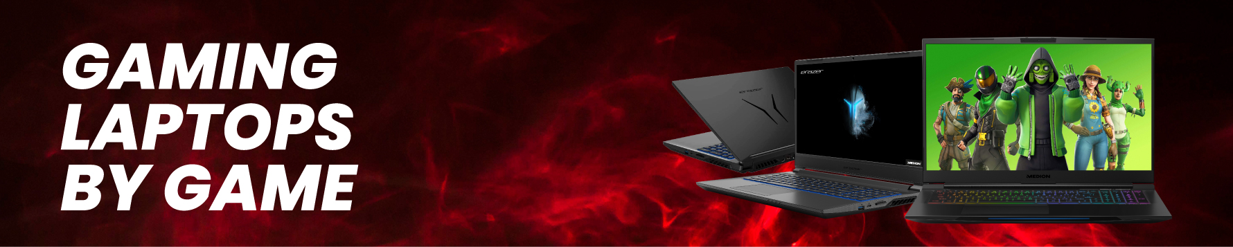 Gaming Laptops by Games