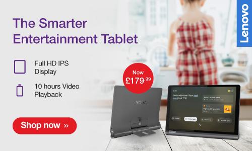 Yoga tablet